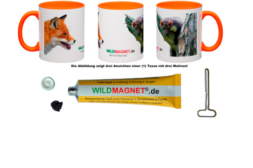 WILDMAGNET® Fan-Set